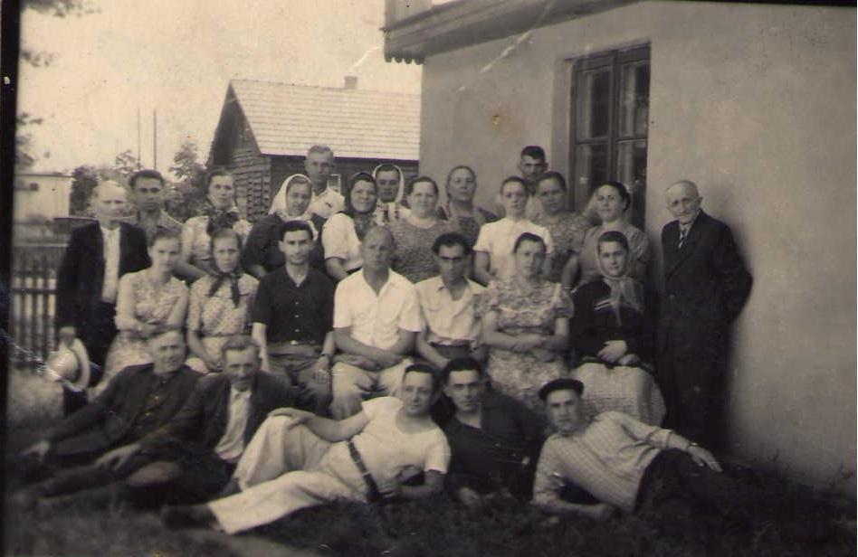 Лужанське ССТ 1955 р.